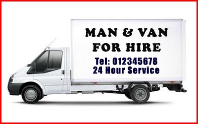 Man & Van Removals